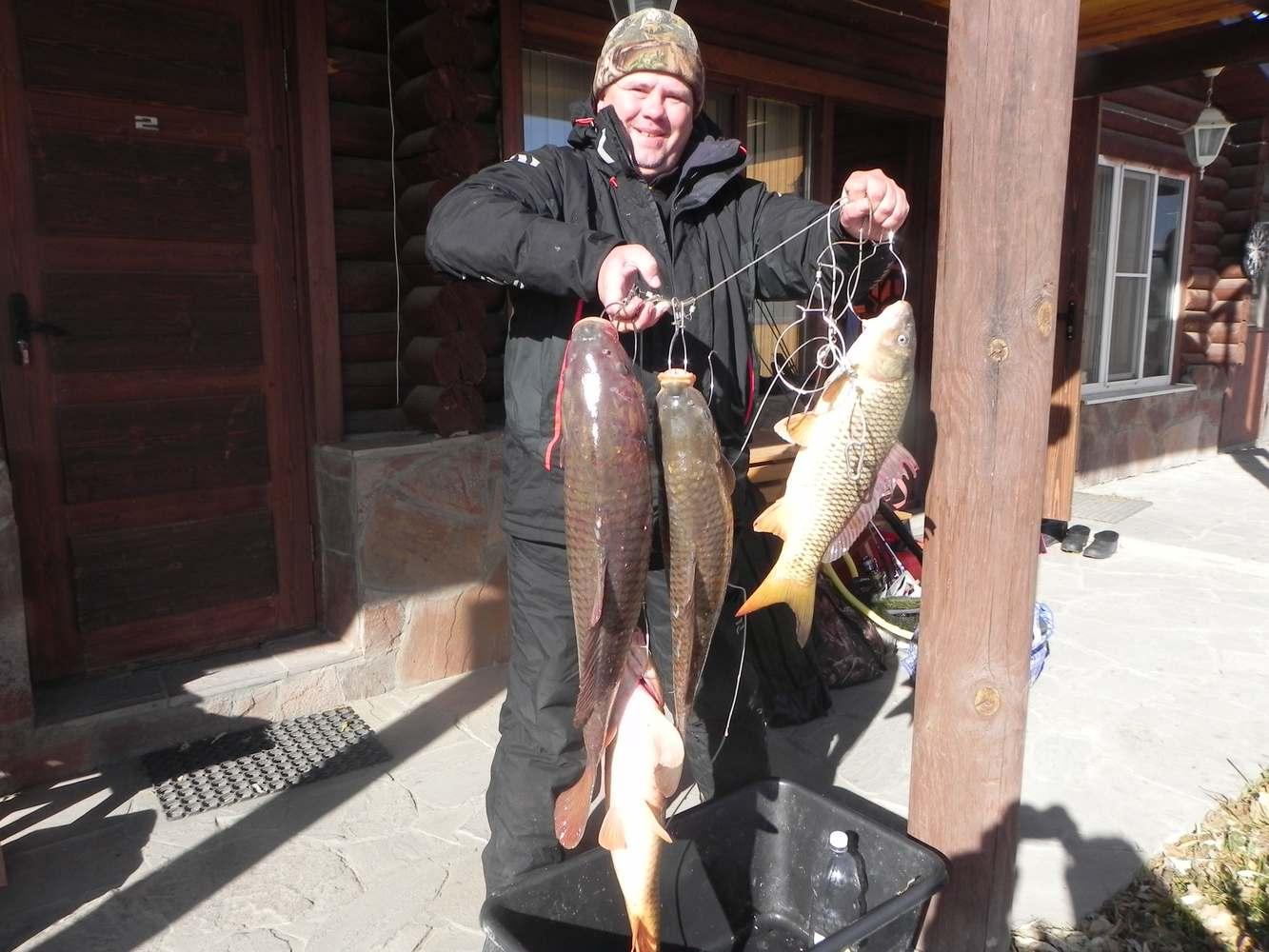 Рыбалка в камызякском районе