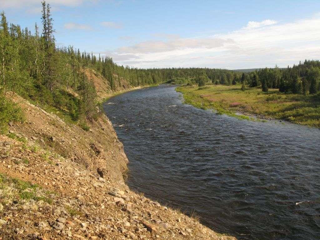 Рыболовный тур на Приполярный Урал, западный склон
