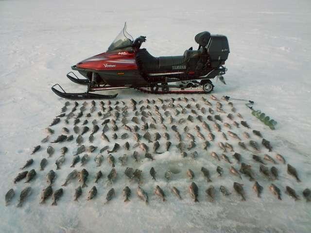 Зимняя рыбалка в сортавала